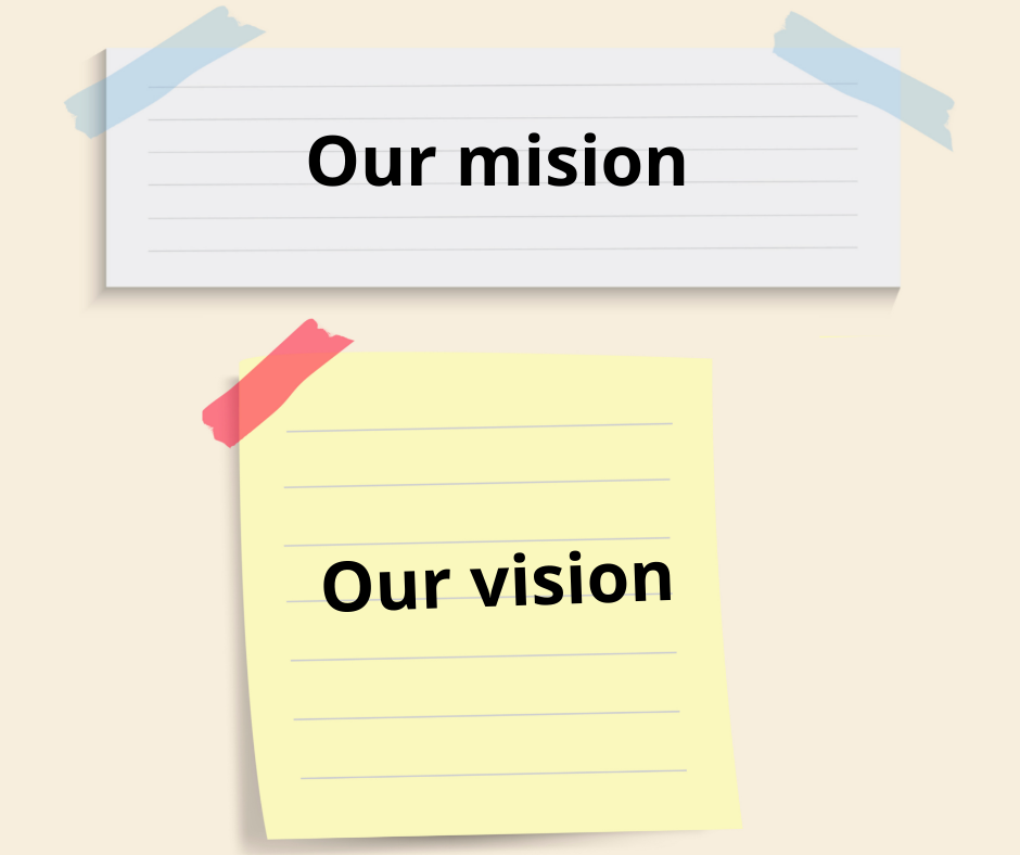 Mision and vision NGO CEDA
